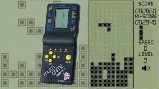 Keseruan Masa Kecil Bermain Gamebot - Tetris | KASKUS