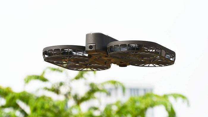 BRICA INVRA 5 Hybrid AirSelfie Drone, Drone Yang Bisa Merekam Video 4K