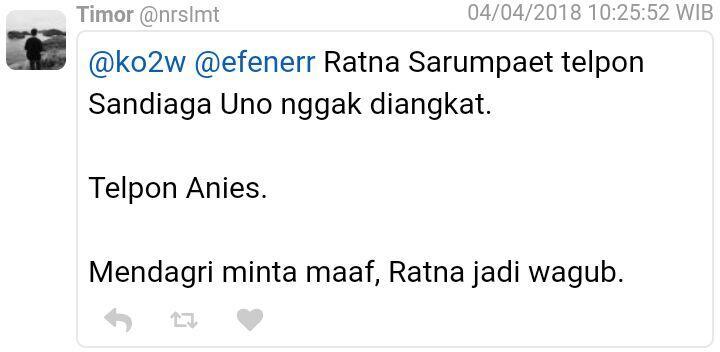 Bu Ratna Sarumpaet Jadi Ledekan Netizen. Kalian Ini.