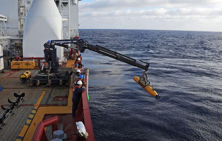 Mengejar MH370