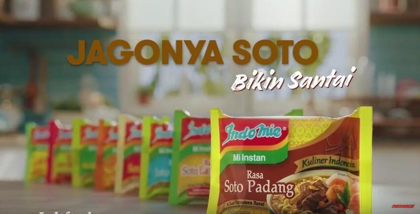 Ada yang Baru dari Indomie Nih Gan, Rasa Soto Padang!