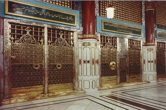Makam Pembunuh Umar Bin Khattab Begitu Mewah