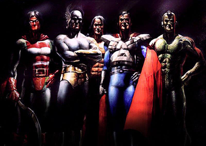 kumpulan super hero indonesia yang gak kalah gagah page 6 kaskus