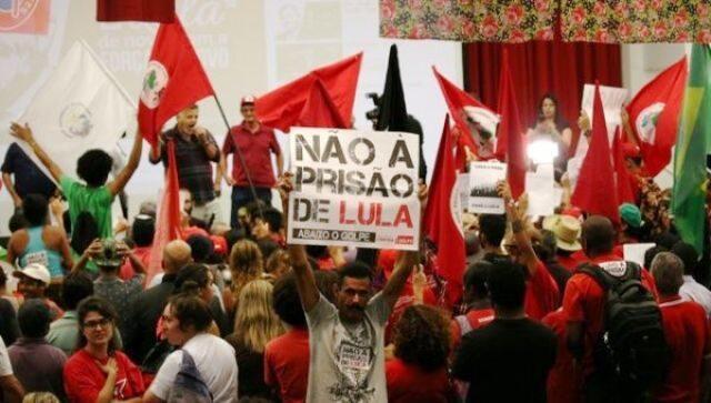 Dihukum 12 Tahun Penjara, Lula dan Pendukungnya Meradang