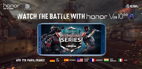 """Pertandingan Final : """"Modern Combat Versus Honor International Series"""""""