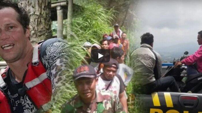 Kronologi Penemuan Jasad Bule Selandia baru yang Hilang 7 Hari di Gunung Merbabu
