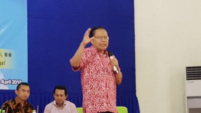 Rizal Ramli: Karakter Orang Tegal yang Berani, Modal Indonesia Maju
