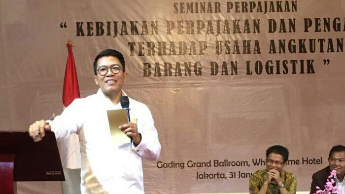 Jurus Misbakhun Bela Jokowi dari Kritik Oposisi