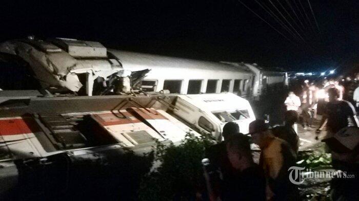 PT KAI Kerahkan 13 Bus Evakuasi Penumpang KA Sancaka