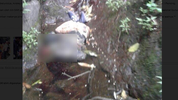Kronologis Penemuan Jasad Andrey Voytech Setelah 7 Hari Hilang Gunung Merbabu