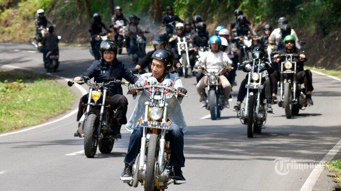 Helm Jokowi Belum SNI