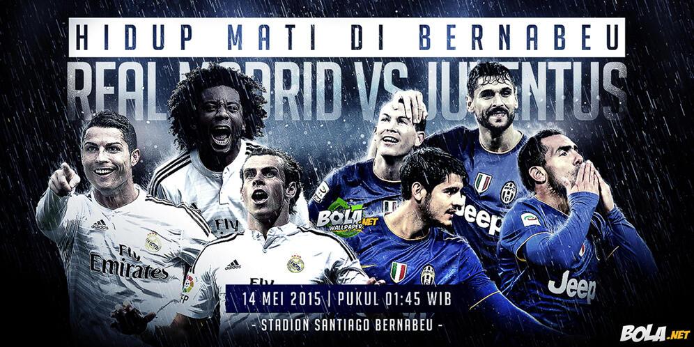 Prediksi Lengkap Real Madrid v Juventus, Siapa Yang Lolos?