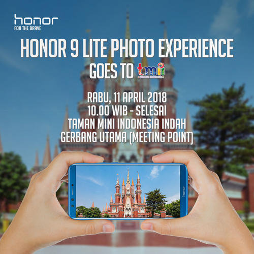 [FR] Hands On Kamera Honor 9Lite - TMII Photo Competition With Honor Indonesia
