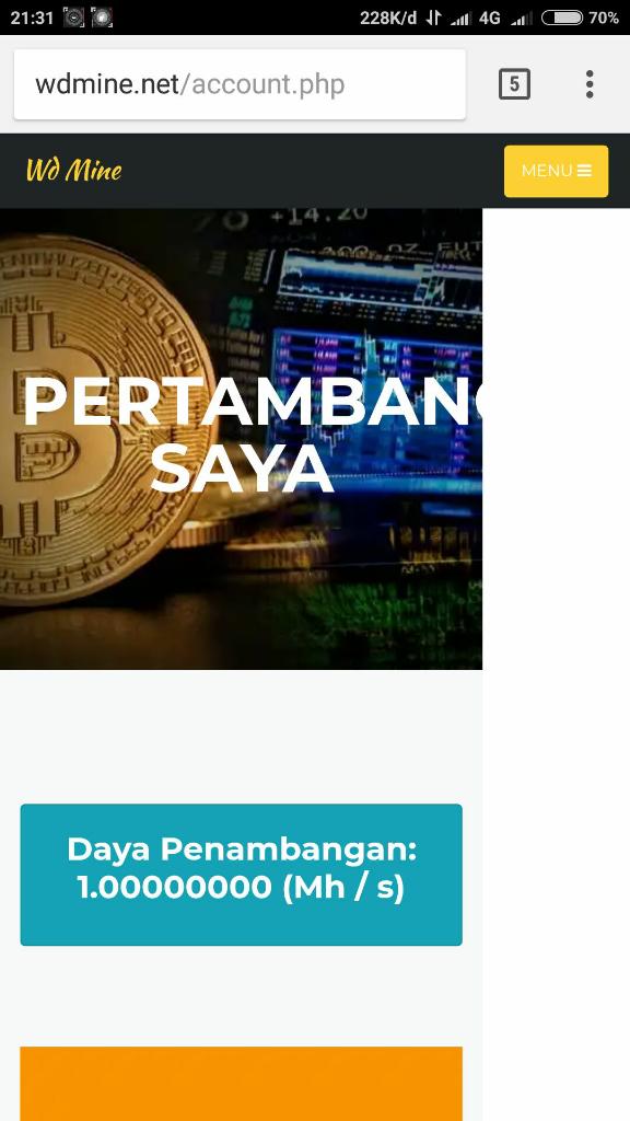 Mining Uang Crypto Lewat Android!! Dan Terbukti Membayar!! (Ada Bukti Withdrawnya)..