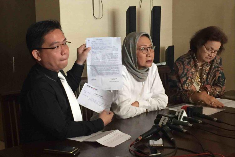 Ratna Sarumpaet: Apa Dosanya Telepon Gubernur? Pajakku yang Gaji Dia