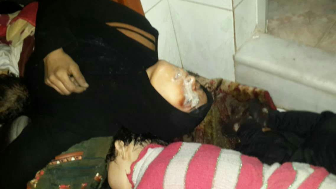 Syria : Chemical Attack