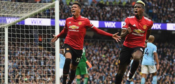Man United Tunda Pesta Juara Man City