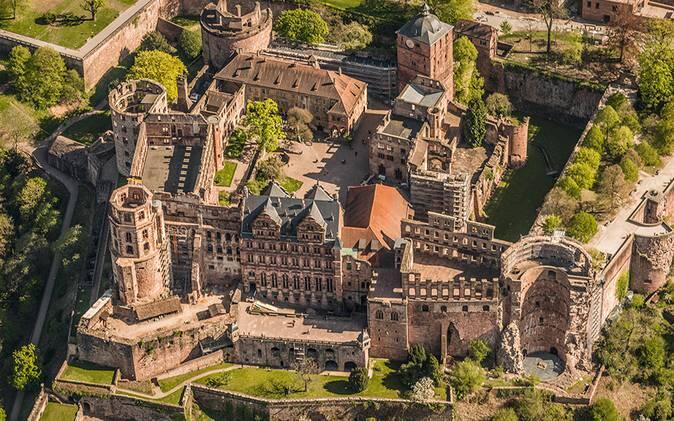 5 Kastil Termegah Di Jerman