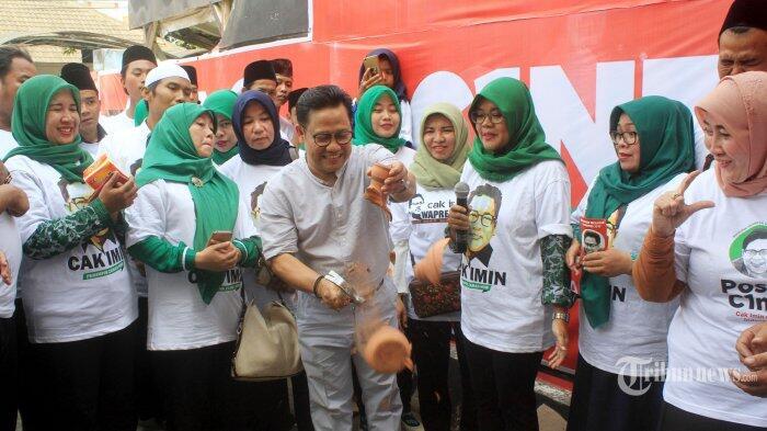 Cak Imin Memperoleh Mandat Ulama dan Kyai se-Lampung Maju Pilpres