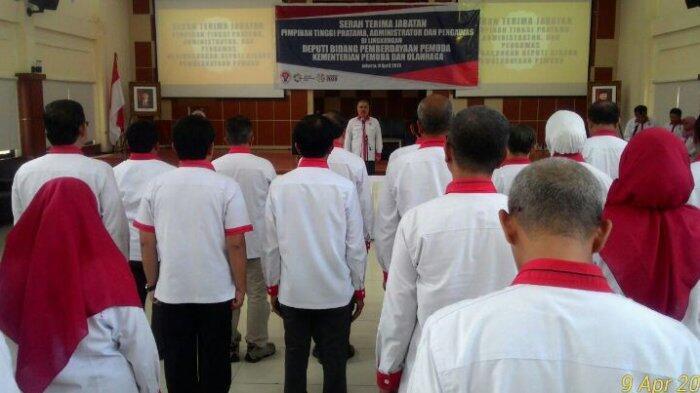 Deputi Pemberdayaan Pemuda Bertekad Angkat Kembali Marwah PPPON