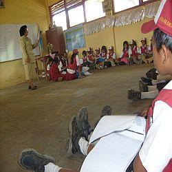 Pendidikan di Sekolah Minim Support System Pemerintah