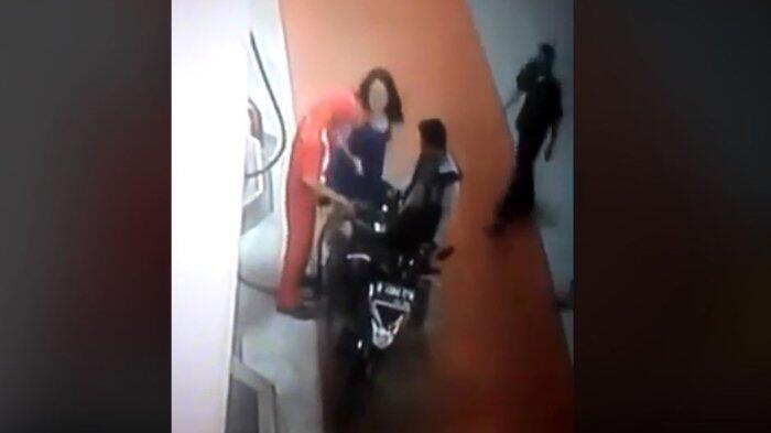 Ini Dia Identitas Ibu-ibu yang Tampar Petugas SPBU di Bekasi