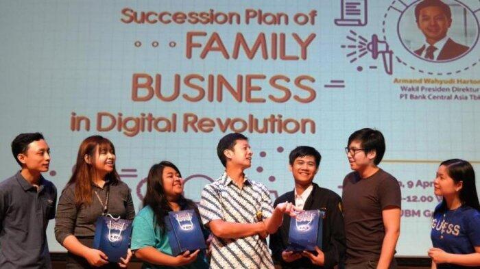 Bos BCA Blak-Blakan, Agar Bisnis Keluarga Terus Maju Harus Lakukan Ini
