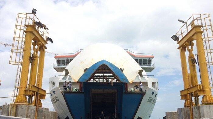 ASDP Buka Rute Baru Jawa Timur - Sulawesi Selatan