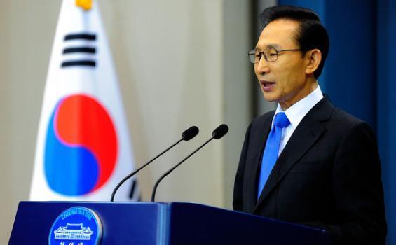 Dituduh Korupsi, Mantan Presiden Korsel Lee Myung-bak Terancam Penjara Seumur Hidup