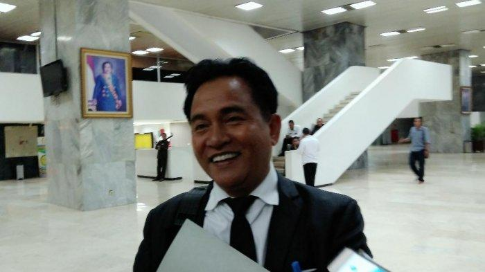 Yusril: PBB Lebih Baik Pilih Kotak Kosong Ketimbang Jokowi