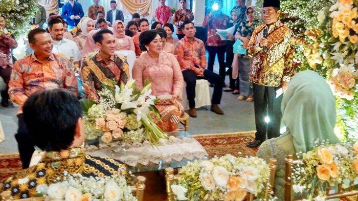 Bambang Soesatyo Segera Nikahkan Dimaz Putranya dengan Riana Akhir Tahun Ini