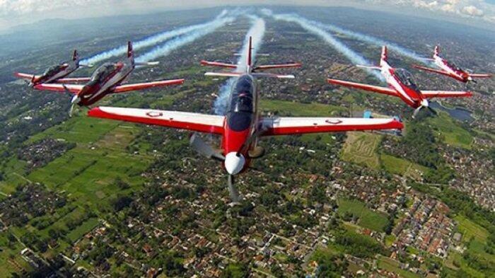 Kalian Harus Tahu, Inilah 4 Tim Aerobatik Kebanggaan Milik Indonesia