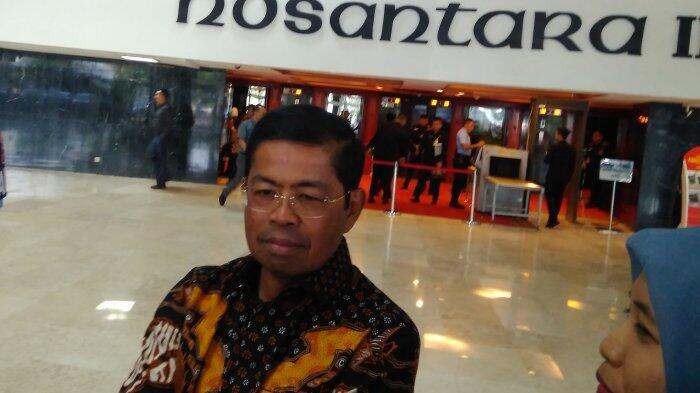 Idrus Marham: Insya Allah Pak Jokowi Dua Periode