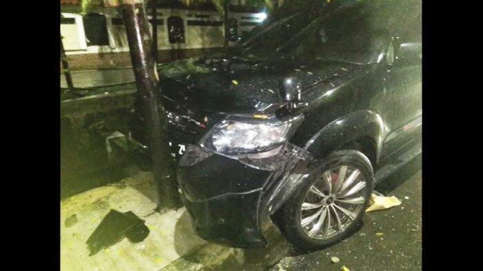 Hakim Tanya Kondisi Tiang Listrik yang Ditabrak Mobil yang Ditumpangi Setya Novanto