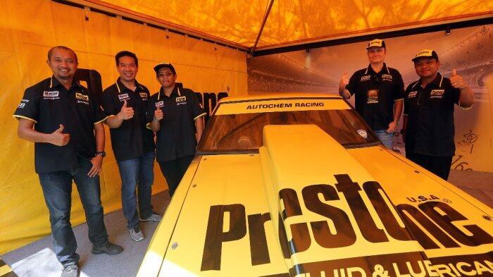 Autochem Racing Siap Pecahkan Record Drag Race di Indonesia