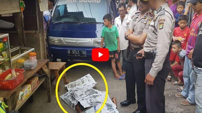 Polisi Tetapkan Tersangka Persekusi Pencuri Kotak Amal hingga Tewas di Cengkareng