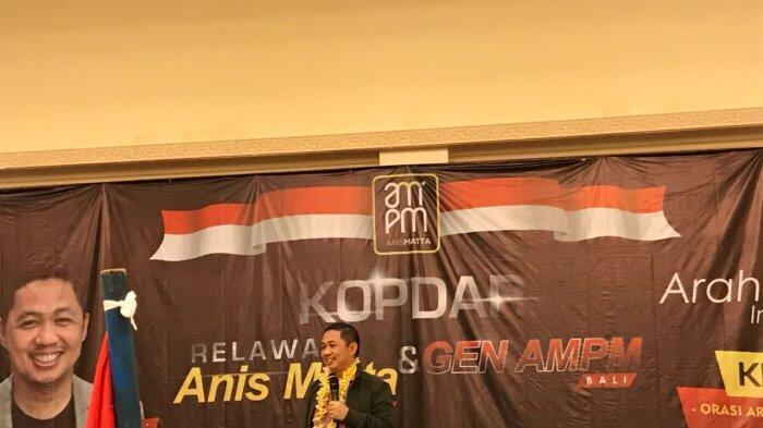 Mahfuz Sidik: Sembillan Calon Presiden dari PKS Cuma Pajangan