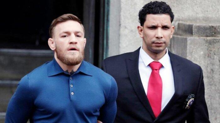 Setelah Gelar Dicabut, Kini McGregor Dicoret dari Daftar Petarung UFC