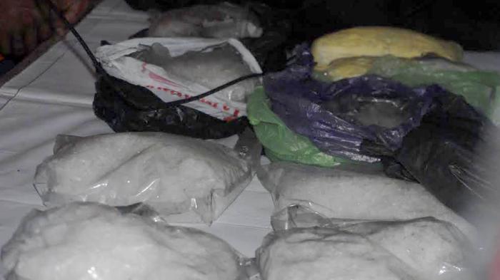 Rumah Toko Digerebek, Polisi Amankan 14 Kilogram Sabu di Deliserdang