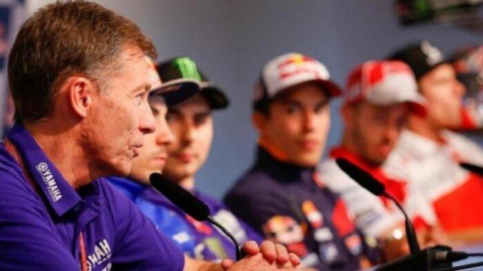 Aksi Ugal-ugalan Marc Marquez Bukan Cuma ke Valentino Rossi, Bos Yamaha Geram