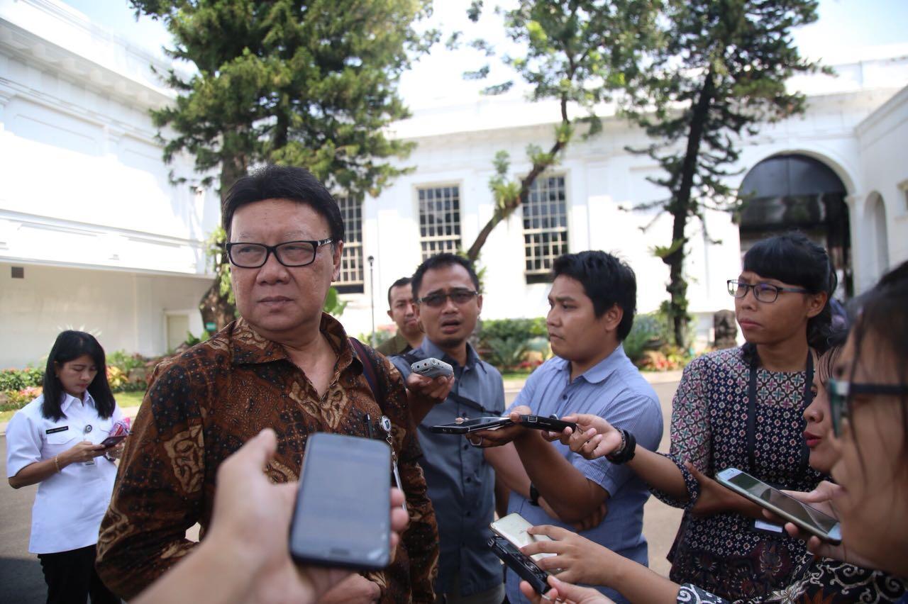 Soal Larangan Eks Napi Jadi Caleg, Mendagri Akan Diskusi dengan Ketua DPR