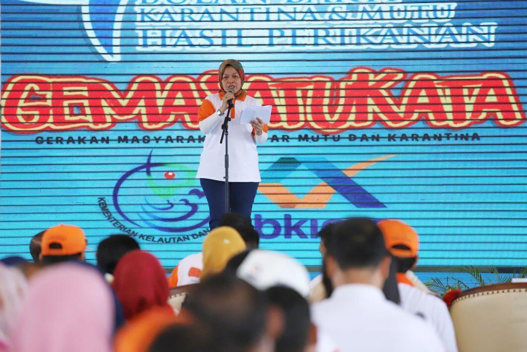 KKP Luncurkan Bulan Bakti Karantina dan Mutu 2018