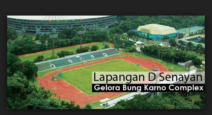 Pakai Lapangan D, INASGOC Pastikan Rugbi Asian Games 2018 Digelar di GBK