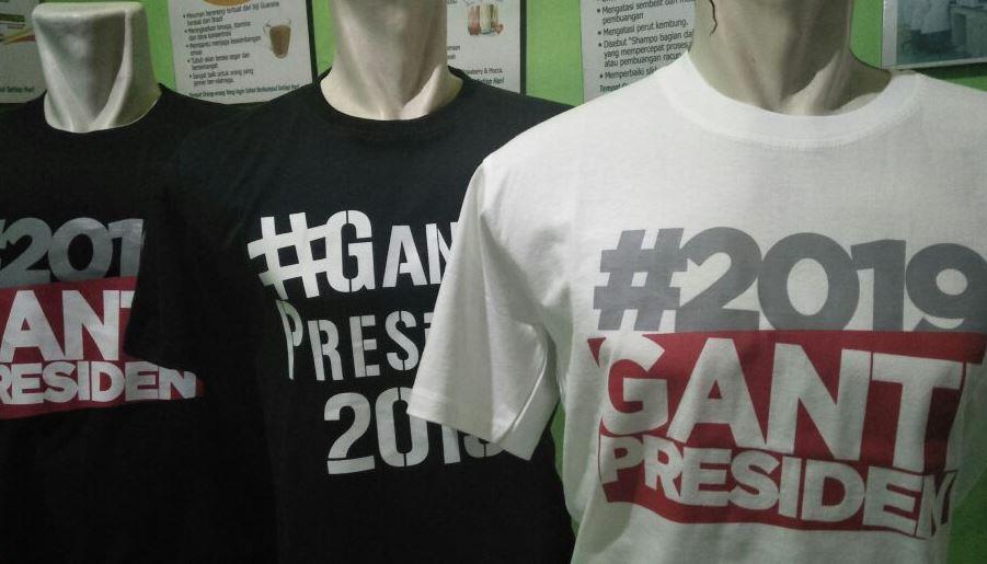 Jadi Inisiator Kaus #GantiPresiden2019, Begini Tanggapan Presiden PKS