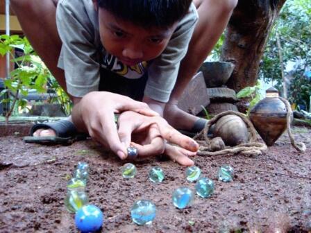 Permainan Trasisional Indonesia