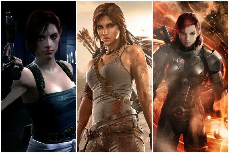 5 Game Dengan Karakter Utama Perempuan