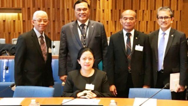 Puan: Indonesia Menerapkan Kebijakan Pro Masyarakat Miskin