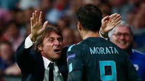 Cinta Conte pada Morata yang menyakiti Chelsea