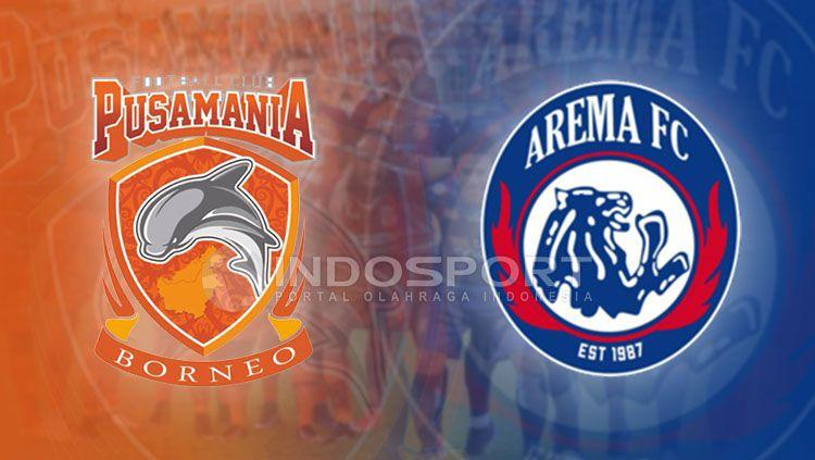 Hasil Pusamania Borneo v Bungkam Arema FC, Pekan 3
