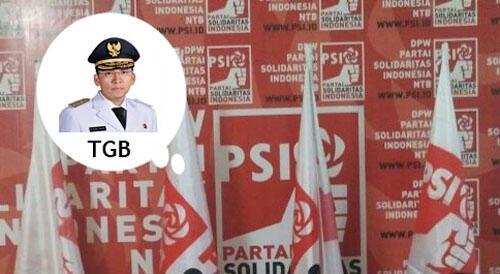 Teka-Teki TGB di Partai Politik 2019